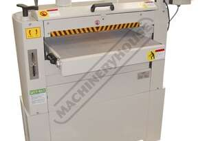 DS-25 Twin Drum Sander Variable Conveyor Feed Speeds 635 x 127mm (W x H) Material Capacity