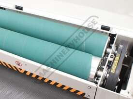 DS-25 Twin Drum Sander 635 x 127mm (W x H) Material Capacity - picture3' - Click to enlarge