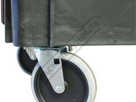 PSC-3T Plastic Service Cart 3 Trays - picture4' - Click to enlarge