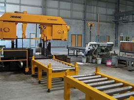 EVERISING H-700HANC AUTO BAND SAW - picture1' - Click to enlarge