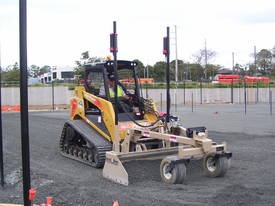 LEVEL BEST PL84D LASER GRADER ATTACHMENT - picture1' - Click to enlarge