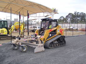LEVEL BEST PL84D LASER GRADER ATTACHMENT - picture3' - Click to enlarge