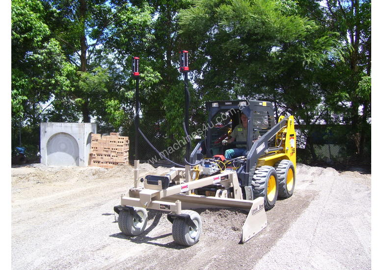 LEVEL BEST PL84D LASER GRADER ATTACHMENT
