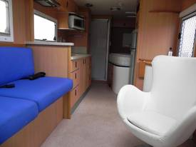 2007 IVECO 50C18 SLR MOTORHOME FOR SALE
