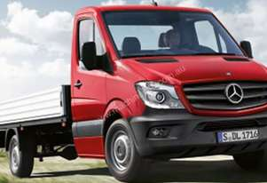 Mercedes Benz Single and Dual Cab Chassis