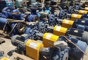 Motors, Pumps, Fans, Generators, Elect cabinets
