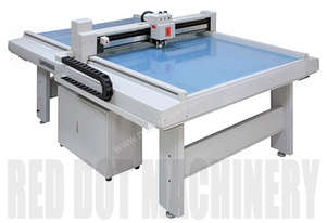 Omnisign Plus PRO Z2516 Flatbed Cutting Machine