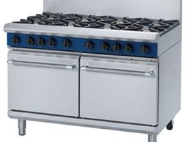 Blue Seal G528D Gas Range - 2 Static Oven