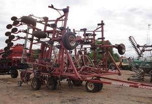 Morris Concept 2000 Air Seeder Complete Single Brand Seeding/Planting Equip
