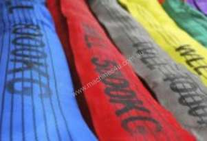 10t Polyester Round Slings