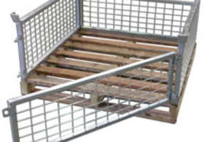 Half Size Pallet Cages (Flat Packed)
