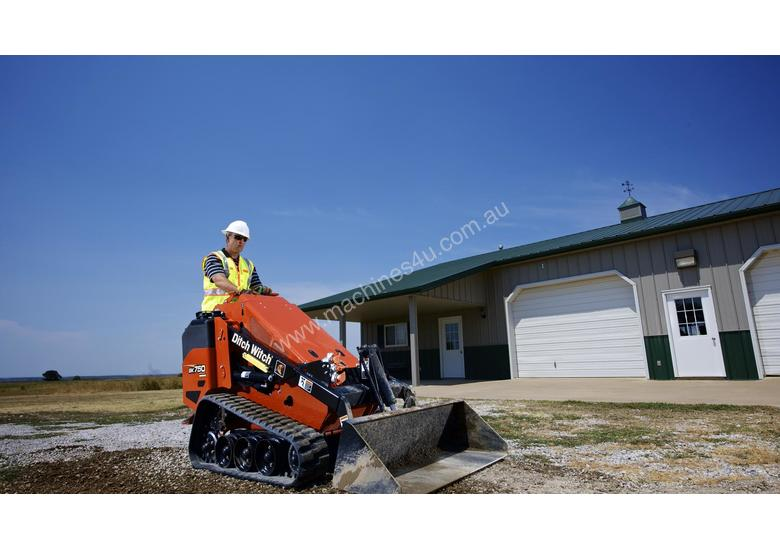 Ditch Witch SK755 Mini Skid Steer