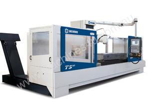 Sachman 3 + 2 axis CNC Bed Mills