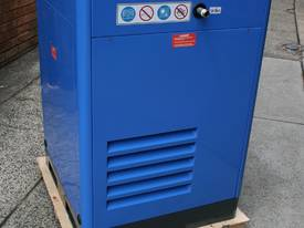 German Rotary Screw - Variable Speed Drive 10hp / 7.5kW Rotary Screw Air Compressor... Power Savings - picture3' - Click to enlarge