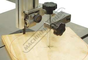 CCA-255 Circle Cutting Attachment 110 - 600mm Circle Capacity Suits BP-255 Band Saw