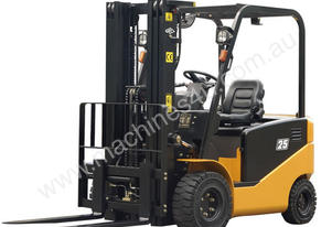 J Series 1.8-2.5T Forklift (Four Wheel)