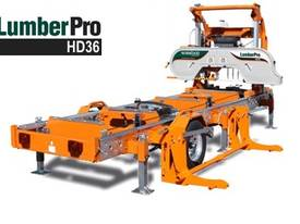 LumberPro HD36 Norwood Sawmill only - picture3' - Click to enlarge