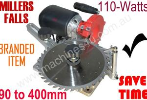 Blade Sharpener Millers Falls 90 to 400mm 240-volt