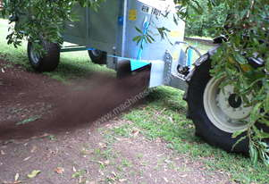 Compost/Manure & chip Side Delivery spreader