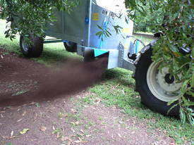 Compost/Manure & chip Side Delivery spreader - picture0' - Click to enlarge
