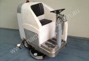 Ride On Floor Scrubber Fiorentini SCOIATTOLO 80M
