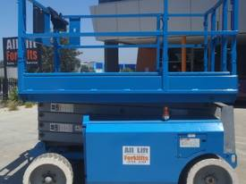 8 to 11m Scissor Lifts