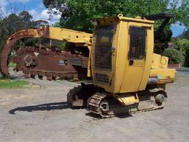 T-455 Air conditioned cabin Trencher , 1264 hrs  - picture1' - Click to enlarge
