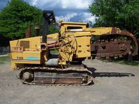 T-455 Air conditioned cabin Trencher , 1264 hrs  - picture2' - Click to enlarge