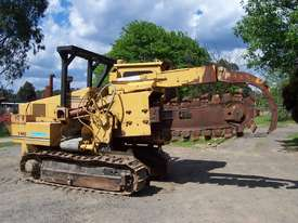 T-455 Air conditioned cabin Trencher , 1264 hrs  - picture0' - Click to enlarge