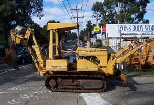 cable plow , 600mm to 900mm deep , telstra