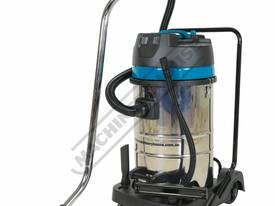 WDV-8 Industrial Wet and Dry Vacuum Cleaner 80 Lit