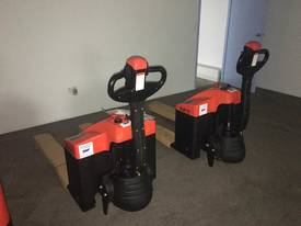 New Electric  Pedestrian  Pallet Jacks - picture0' - Click to enlarge