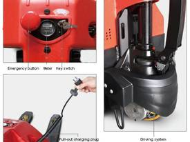 New Electric  Pedestrian  Pallet Jacks - picture2' - Click to enlarge