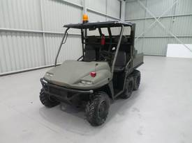 2011 Polaris Ranger 6x6 ATV