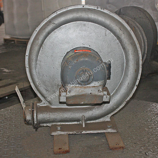 Dawn MFG Co Melb No 2F Forged Furnace Combustion A