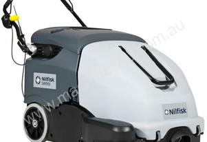 EOFY SALE - NEW Nilfisk Battery Walk Behind Sweeper SW900