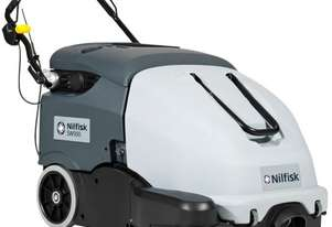 NEW Nilfisk Battery Walk Behind Sweeper SW900