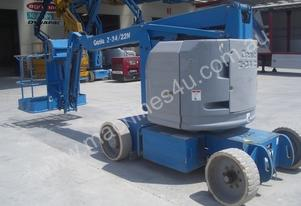 Genie Z34/22N Electric Boom Lift