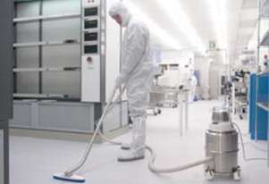 Nilfisk Clean Room Industrial Vacuum IVT 1000CR H-CLASS