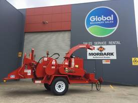 NEW Morbark Beever 1215 Diesel Wood Chipper - picture2' - Click to enlarge