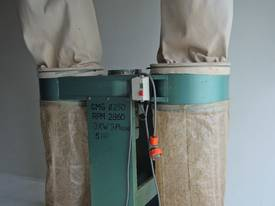 CMG twin bag dust extractor