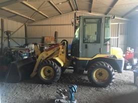 2010 Yanmar V4 4x4 Articulated Wheel Loader