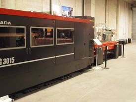 LCG3015 High Speed 3.5kw CO2 Laser - Awesome for thin to mid thick material.  - picture0' - Click to enlarge