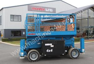 2014 Model Genie GS2669RT Diesel Scissor Lift