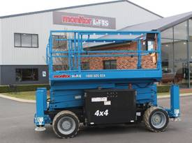 2014 Model Genie GS2669RT 4WD Diesel Scissor Lift - picture0' - Click to enlarge