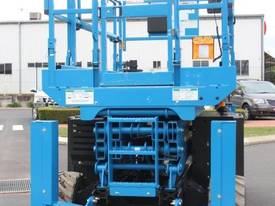 2014 Model Genie GS2669RT 4WD Diesel Scissor Lift - picture2' - Click to enlarge