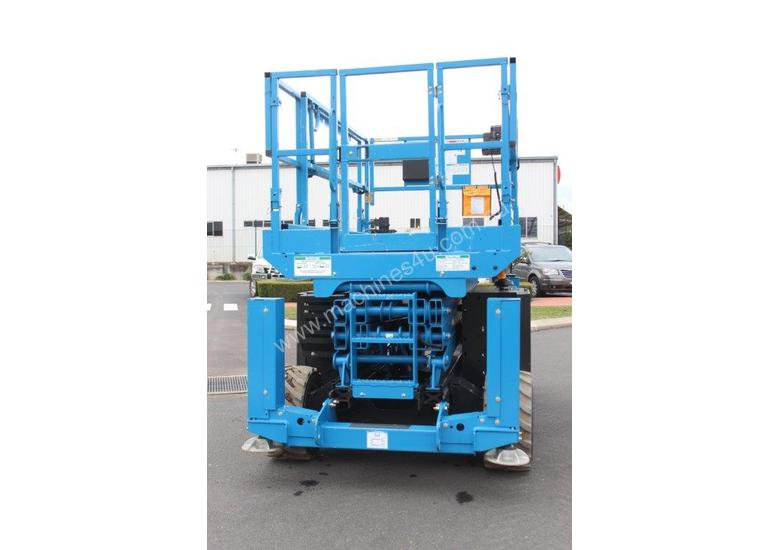 2014 Model Genie GS2669RT 4WD Diesel Scissor Lift