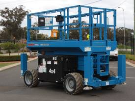 2014 Model Genie GS2669RT 4WD Diesel Scissor Lift - picture3' - Click to enlarge