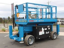 2014 Model Genie GS2669RT 4WD Diesel Scissor Lift - picture5' - Click to enlarge