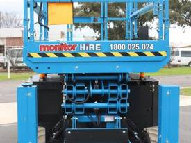 2014 Model Genie GS2669RT 4WD Diesel Scissor Lift - picture6' - Click to enlarge